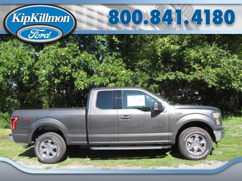 2017 Ford F-150 for sale in Louisa, VA