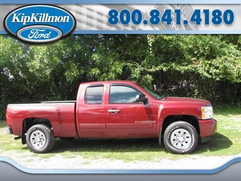 2009 Chevrolet Silverado 1500 for sale in Louisa, VA