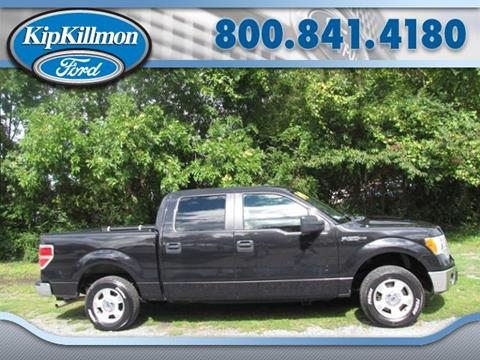 2014 Ford F-150 for sale in Louisa, VA