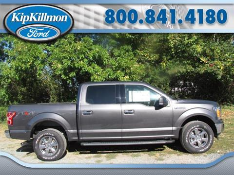 2018 Ford F-150 for sale in Louisa, VA