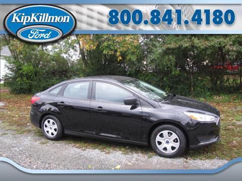 2017 Ford Focus for sale in Louisa, VA