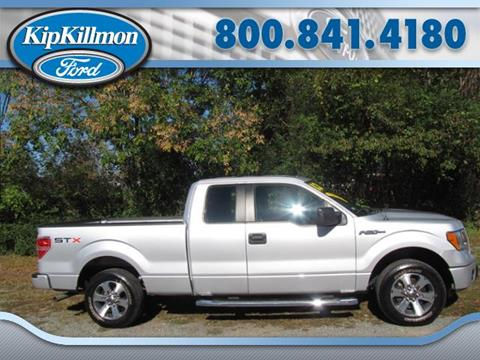 2013 Ford F-150 for sale in Louisa, VA