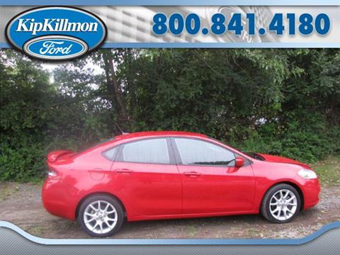 2013 Dodge Dart for sale in Louisa, VA