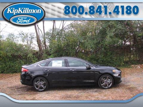 2017 Ford Fusion for sale in Louisa, VA