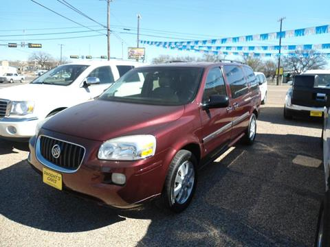 2007 Buick Terraza for sale in Gatesville, TX