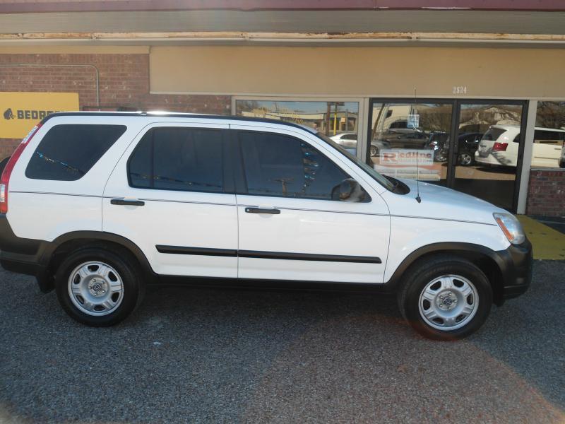 2006 Honda CR-V for sale at Dwight's Cars in Gatesville TX