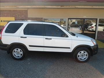 2006 Honda CR-V for sale at Dwight's Cars in Gatesville TX
