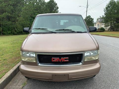 2003 GMC Safari for sale in Douglasville, GA