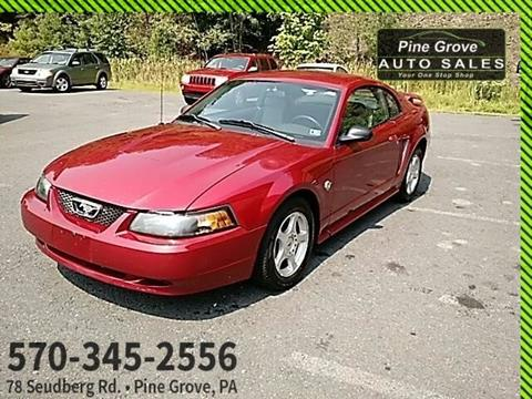2004 Ford Mustang for sale in Pine Grove, PA