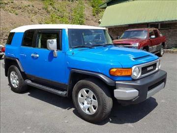 2007 Toyota FJ Cruiser for sale in Pine Grove, PA