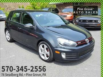 2010 Volkswagen GTI for sale in Pine Grove, PA