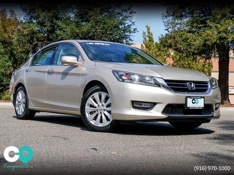 2013 Honda Accord For Sale At CarQuisite LLC In Roseville CA