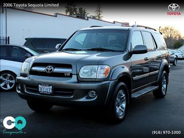 2006 Toyota Sequoia for sale in Roseville, CA