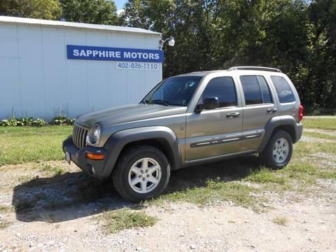 2004 Jeep Liberty for sale in Crete, NE