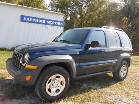 2005 Jeep Liberty for sale in Crete, NE