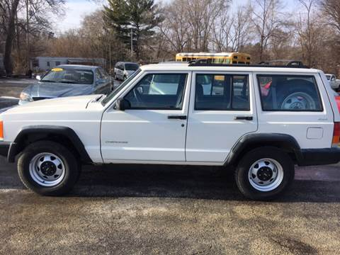 2000 Jeep Cherokee for sale in Machesney Park, IL