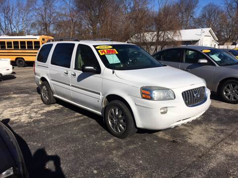 2006 Buick Terraza for sale in Machesney Park, IL