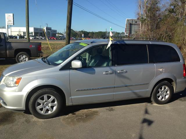 2012 Chrysler Town and Country Touring 4dr Mini-Van - Baxley GA