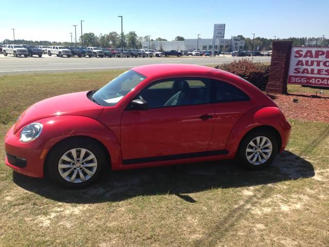 2015 Volkswagen Beetle 1.8T Entry PZEV 2dr Hatchback 6A - Baxley GA