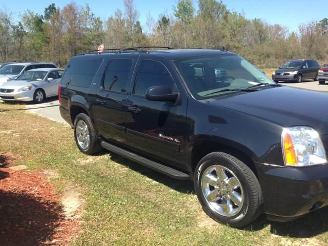 2013 GMC Yukon XL 4x2 SLT 1500 4dr SUV - Baxley GA