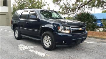 2007 Chevrolet Tahoe for sale in Hudson, FL