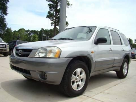 2001 Mazda Tribute for sale in Houston, TX