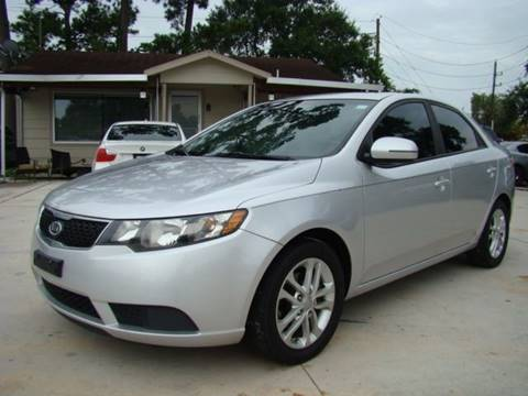 2011 Kia Forte for sale in Houston, TX