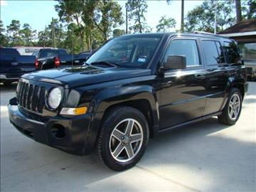 2009 Jeep Patriot for sale in Houston, TX