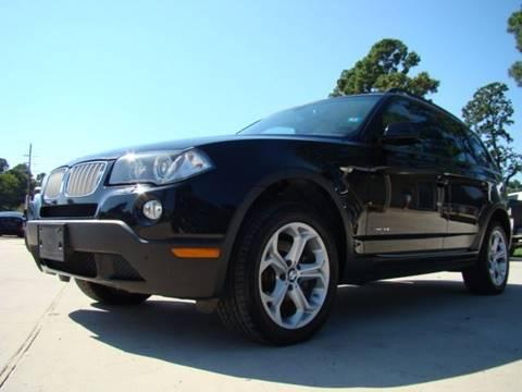 2009 BMW X3 for sale in Houston, TX