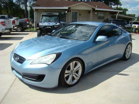 2010 Hyundai Genesis Coupe for sale in Houston, TX