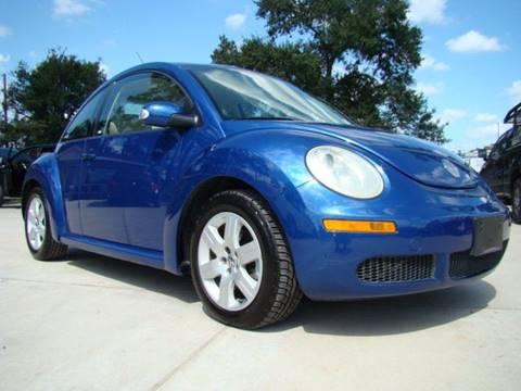 2007 Volkswagen New Beetle for sale in Houston, TX