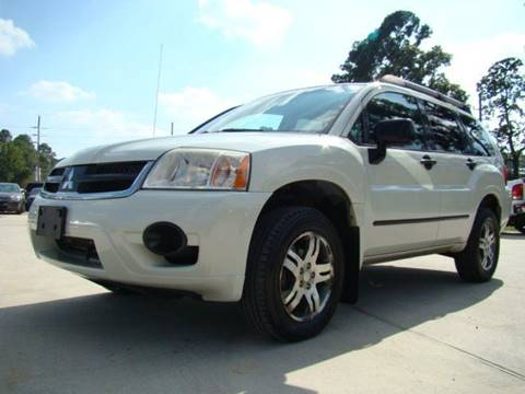 2006 Mitsubishi Endeavor for sale in Houston, TX