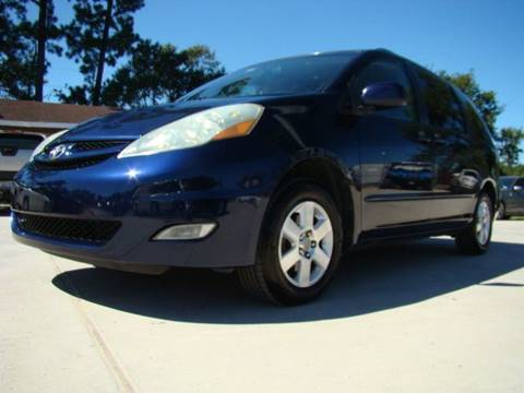 2006 Toyota Sienna for sale in Houston, TX