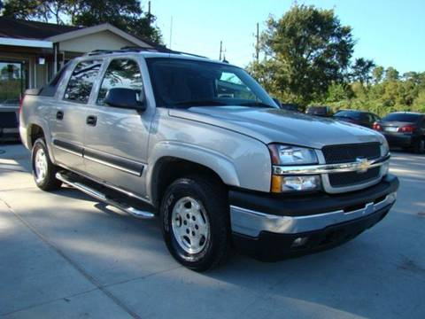 2005 Chevrolet Avalanche for sale in Houston, TX