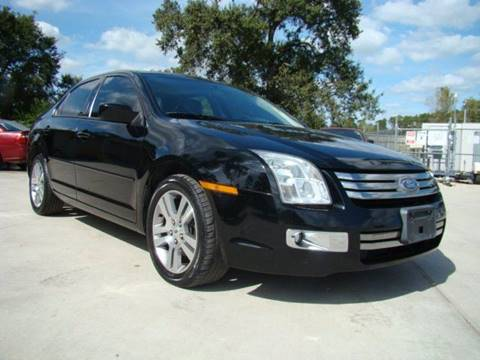 2007 Ford Fusion for sale in Houston, TX