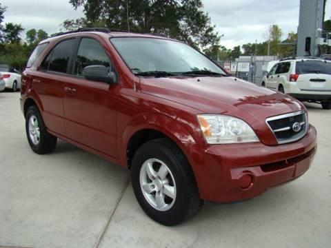 2006 Kia Sorento for sale in Houston, TX