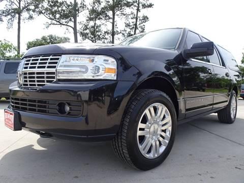 2012 Lincoln Navigator L for sale in Houston, TX