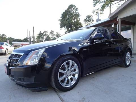 Cadillac Cts For Sale In Houston Tx Carsforsale Com