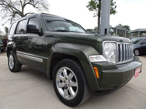 2008 Jeep Liberty For Sale >> 2008 Jeep Liberty For Sale In Houston Tx