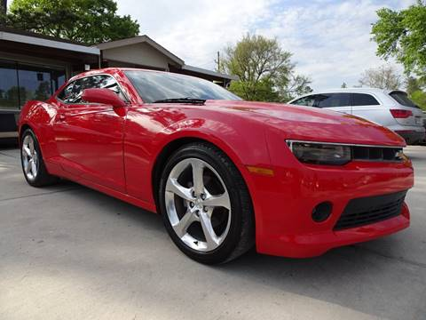 2014 Chevrolet Camaro for sale in Houston, TX