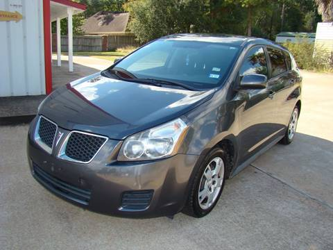 2010 Pontiac Vibe for sale in Houston, TX
