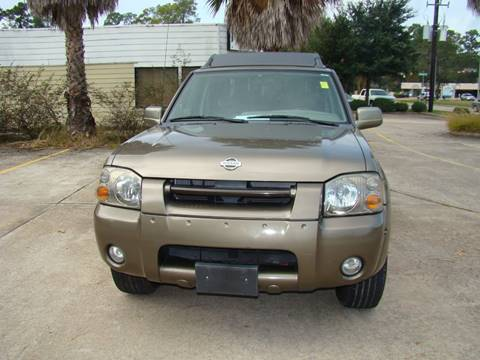 2001 Nissan Frontier for sale in Houston, TX