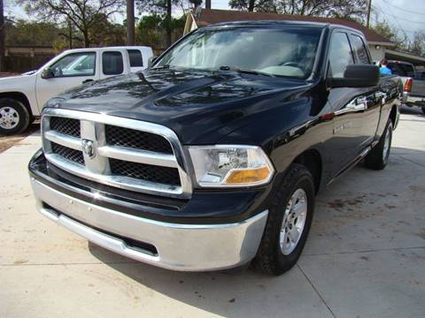 2011 RAM Ram Pickup 1500 for sale in Houston, TX