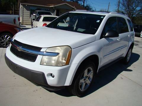 2005 Chevrolet Equinox for sale in Houston, TX
