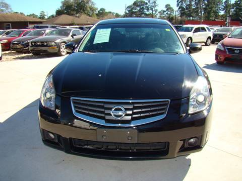 2007 Nissan Maxima for sale in Houston, TX