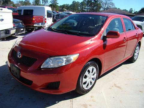 2010 Toyota Corolla for sale in Houston, TX