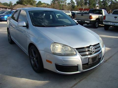 2008 Volkswagen Jetta for sale in Houston, TX
