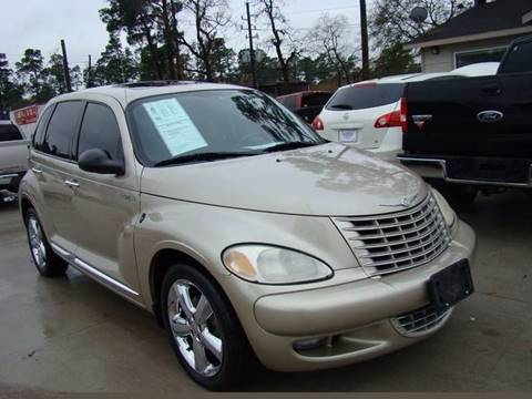 2005 Chrysler PT Cruiser for sale in Houston, TX