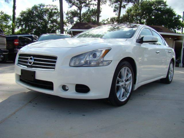 2011 Nissan Maxima 35 Sv 4dr Sedan In Houston Tx Trade Lane Motors