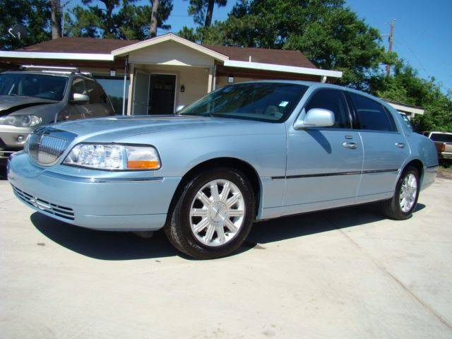 2007 Lincoln Town Car Signature Limited 4dr Sedan In Houston Tx